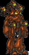 Veger's Precursor robot concept art