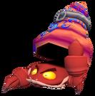 Lurker crab render