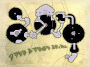 Dark Maker ship map