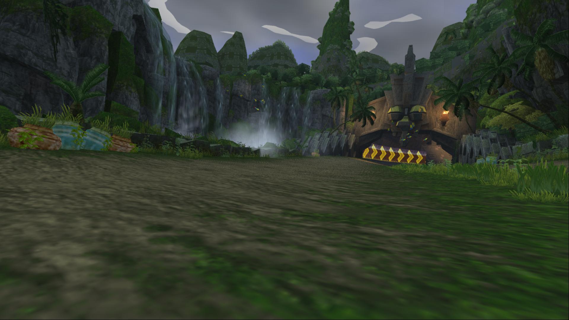 Forbidden Jungle (race track)