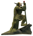 Statue of Mar from Haven sewers render