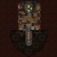 Phantom Blade deck map