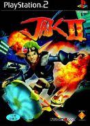 Jak II front cover (KO)