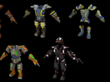 The Lost Frontier armor