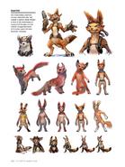 Daxter from Jak 4 concept art