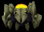 Metal creeper render