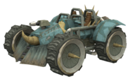 Slam Dozer render