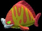 Jungle fish render
