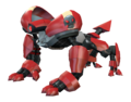 Robo-goon render