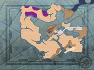 Metal Head nest (Jak II) map