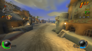 Spargus City (race track) screen
