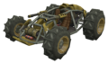 Sand Shark buggy render