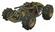 Sand Shark buggy render