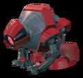 Hopper bot render
