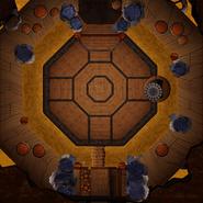 Barter's tavern map