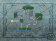 Sewers map 1 from Jak II