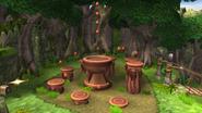 Forbidden Jungle precursor pillars