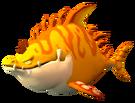 Lurker shark from The Precursor Legacy render