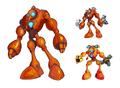 Precursor robot concept art