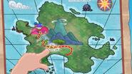 Map-It's a Pirate Picnic!