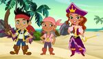 640px-The Pirate Princess with Jake and his crew