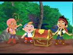 Jake and the Never Land Pirates - Never Land Sky Music Video - Disney Junior Asia