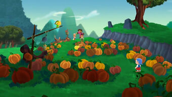 The Pirate Pumpkin Patch Jake And The Never Land Pirates Wiki Fandom