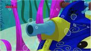 Never Sea Bubble Cannon - Attack of the Pirate Piranhas