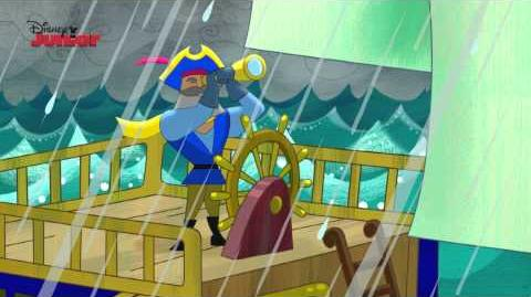 Jake and the Never Land Pirates The Mighty Colossus Song Disney Junior UK