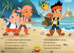 Jake and the Never Land Pirates- The Key to Skull Rock book01