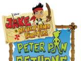 Jake and the Never Land Pirates: Peter Pan Returns