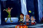 Jake&crew-Jake's Never Land Rescue Game06