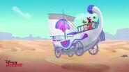 Sail wagon-Happy 1000th Birthday