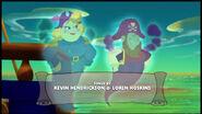 Treasure Tooth &Peg-Leg Peg-The Legion of Pirate Villains!01