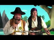 Jake and the Never Land - Pirate Band - Never Land Pirate Band Sing Along - Disney Junior