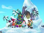 Hook&crew-It's a Winter Never Land!