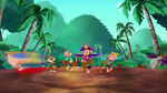 Zongo-Captain Jake's Pirate Power Crew!73
