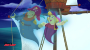 Treasure Tooth &Peg-Leg Peg-Pirate Ghost Story02