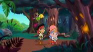 Frightening Forest-Cubby the Brave!01