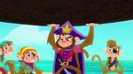 Zongo-Captain Jake's Pirate Power Crew!81