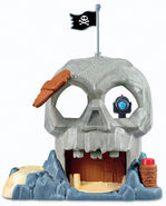 Skull Island-Jake & the Neverland Pirates