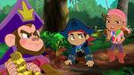 Zongo-Captain Jake's Pirate Power Crew!23