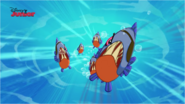 Brave Pirate Piranhas - Attack of the Pirate Piranhas