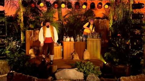 Jake and the Never Land Pirates Pirate Band Pirate Pogo Disney Junior