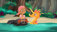Izzy&Cornica-Izzy and The Sea-Unicorn02