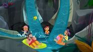JakeSharkyIzzy&Bones-Captain Hook's Lagoon01