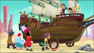 Groupshot - Sand Pirate Cubby!01