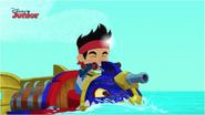 Sailing Undersea Jake - Attack of the Pirate Piranhas