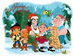 Disney-d23-23-days-of-christmas-art-2013-kenny-thompkins