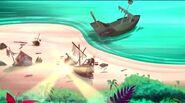 Shipwreck beach-Croctastrophy